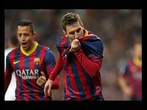 FC Barcelona w 2014 roku