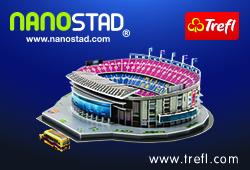 Camp Nou w 3D! Z nami taniej!