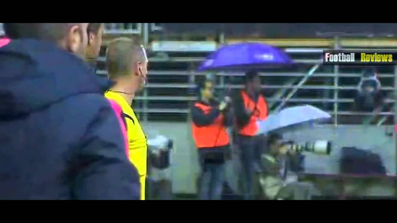 Bramki: Eibar – FC Barcelona