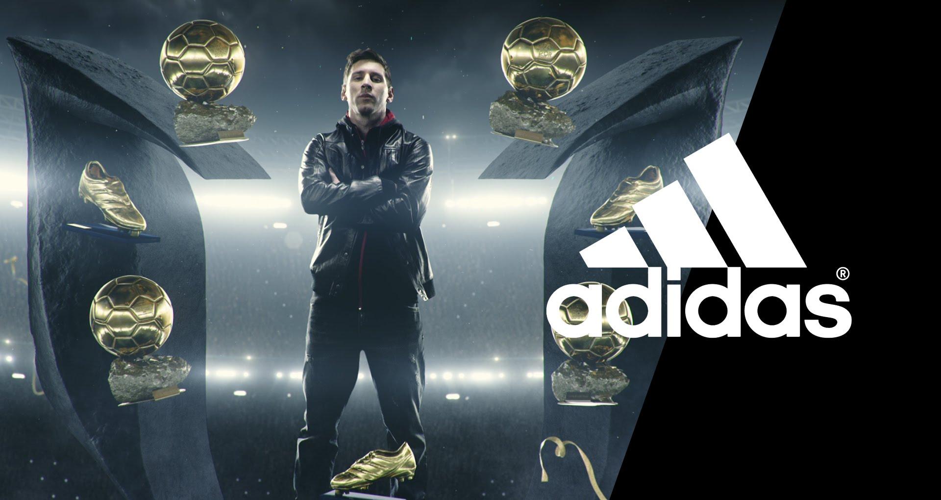 Filmik Adidasa z udziałem Leo