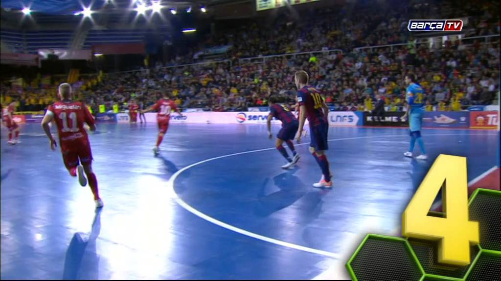 Futsal: Top 5 parad lutego