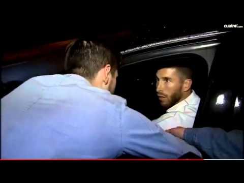 Kibice Realu atakowali swoich piłkarzy