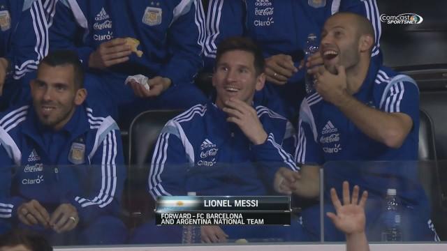 Leo został fanem zespołu Gortata
