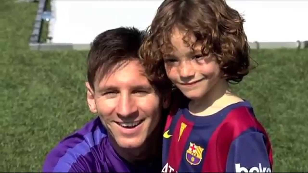 Messi w reklamie Beko