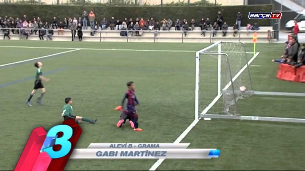 Najlepsze gole z La Masii (14-15.03)