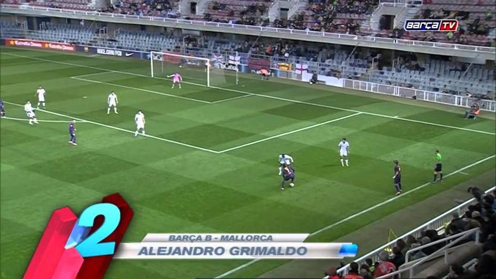 Najlepsze gole z La Masii (28.02-1.03)