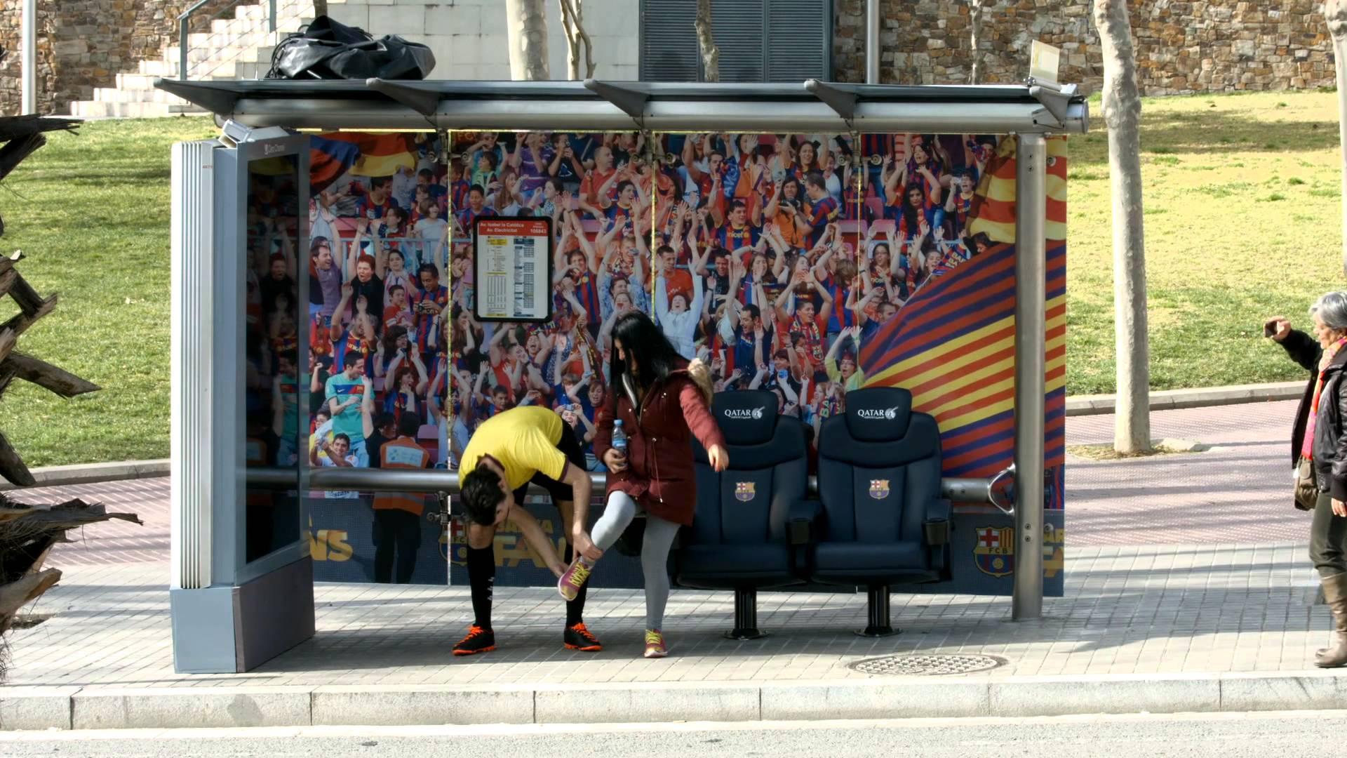Przystanek FC Barcelony