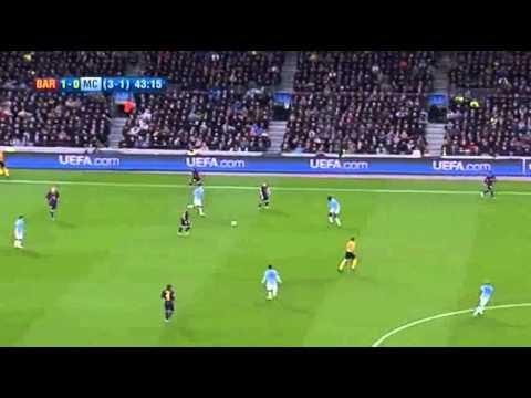Skrót: FCB vs. City
