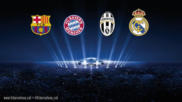 Znamy półfinalistów Ligi Mistrzów