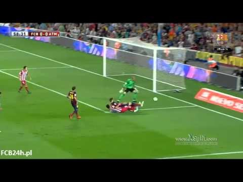 FC Barcelona – Atletico skrót
