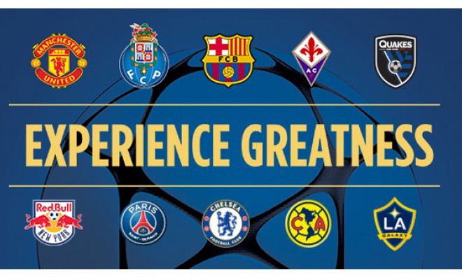 Barca zagra w Champions Cup