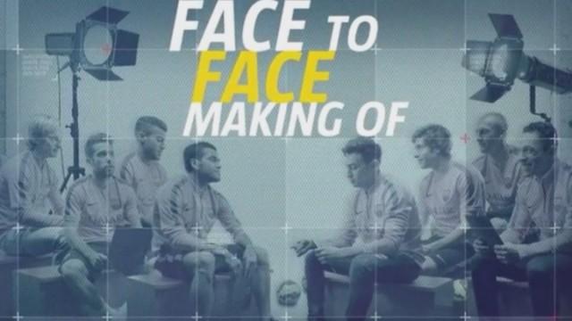 MAKING OF Twarzą w twarz