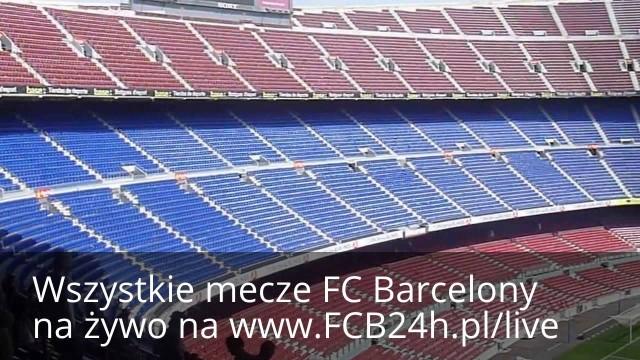 Mecze FC Barcelony NA ŻYWO