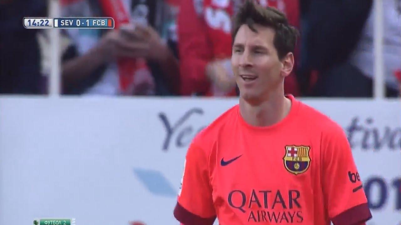 Messi znowu błyszczy