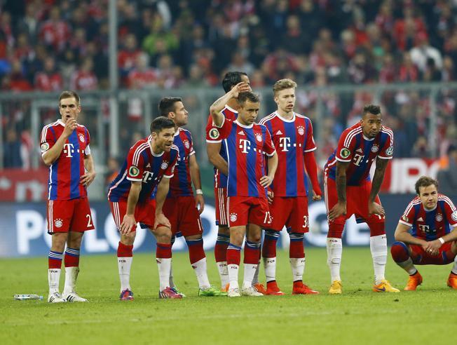 Plaga kontuzji w Bayernie