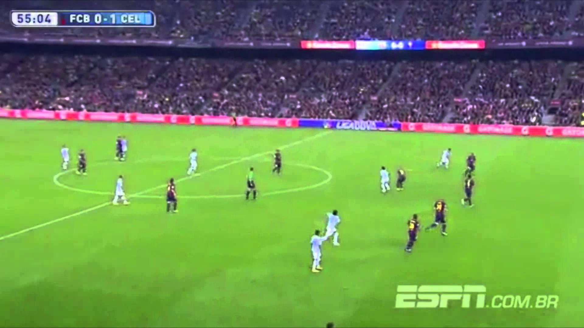 SKRÓT: Celta – Barca