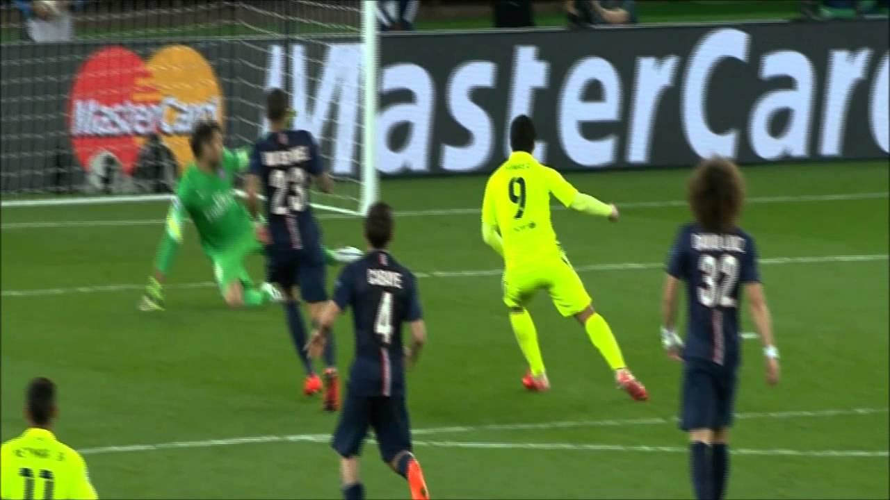 SKRÓT: PSG – FC Barcelona