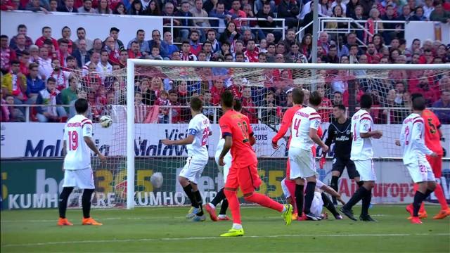 SKRÓT: Sevilla – Barca