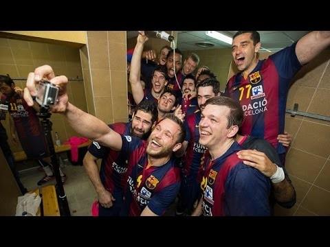 Video: Barca Intersport Mistrzem Hiszpanii!