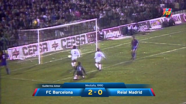 10 historycznych goli w finale Pucharu Hiszpanii
