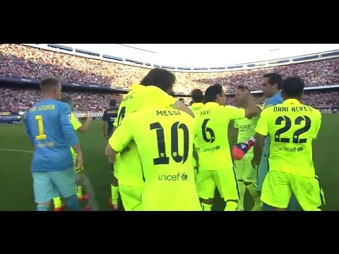 Campeones de liga 2014/15!