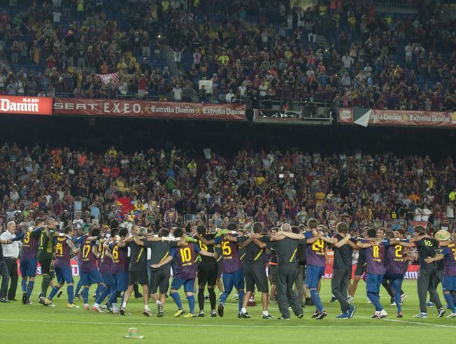 Ewentualna fiesta na Camp Nou