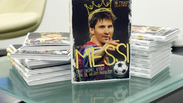Biografia Messiego dla dzieci!