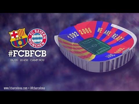 Mozaika na Bayern gotowa!