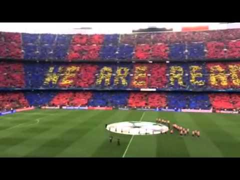 Mozaika przed meczem z Bayernem