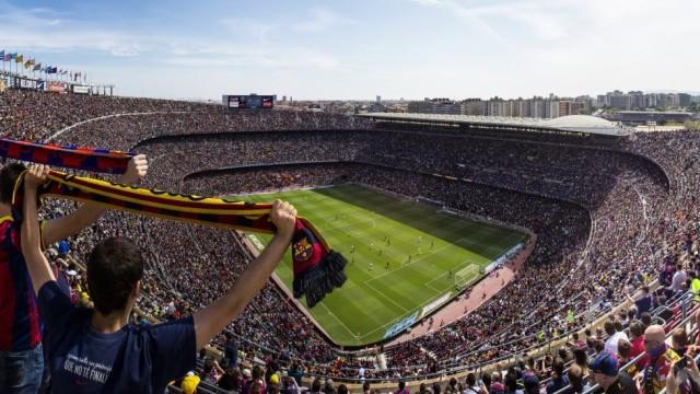 Celebracja tytułu Mistrza Hiszpanii