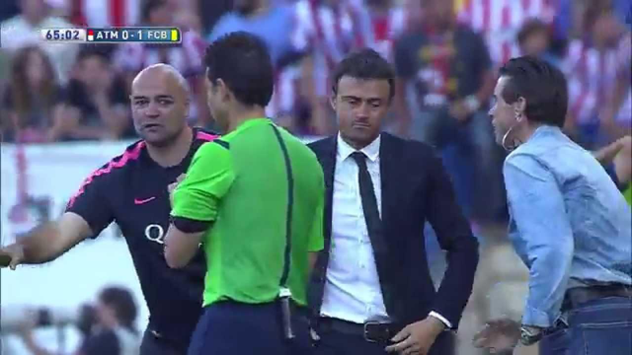 SKRÓT: Atletico – Barcelona