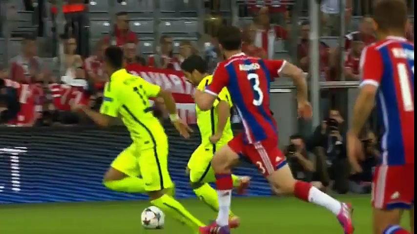 SKRÓT: Bayern – Barca