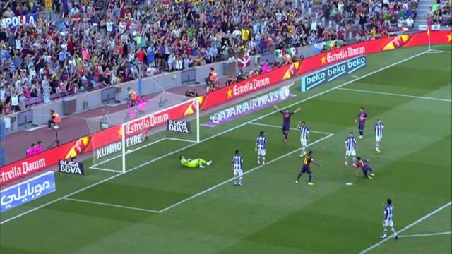 SKRÓT: FC Barcelona – Sociedad