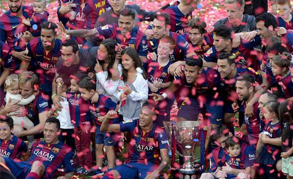 FCB najlepszym Mistrzem w Europie