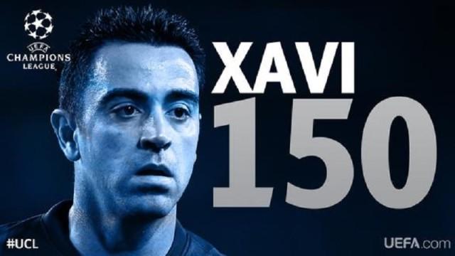 Jubileuszowy mecz Xavi'ego