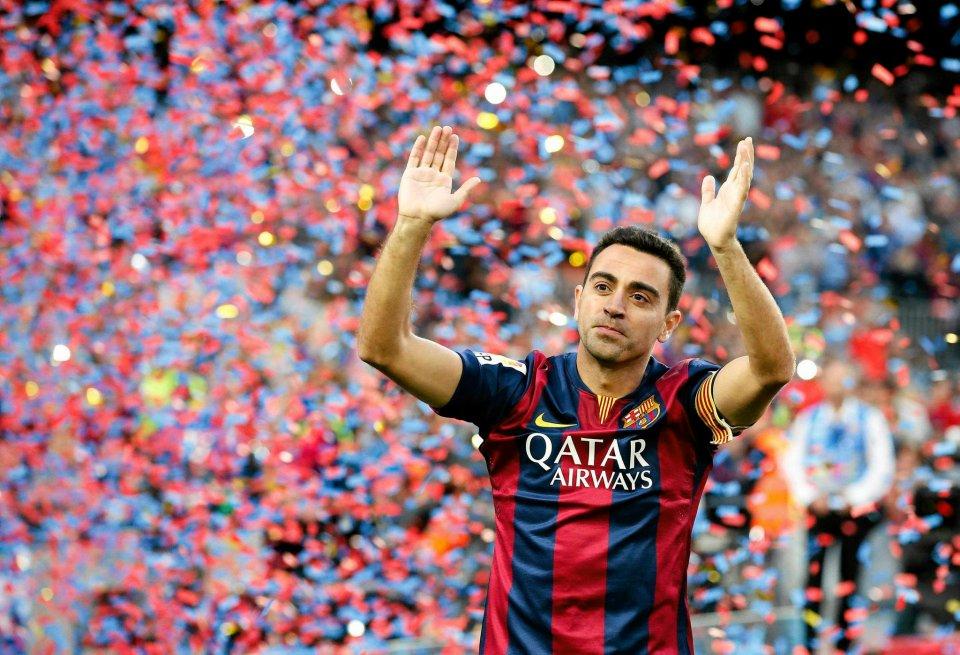 Xavi: Praca w Barcelonie to moje marzenie