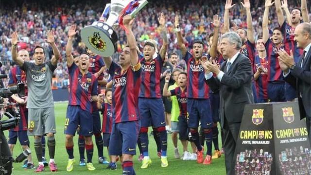 Camp Nou: Ostatni mecz legendy