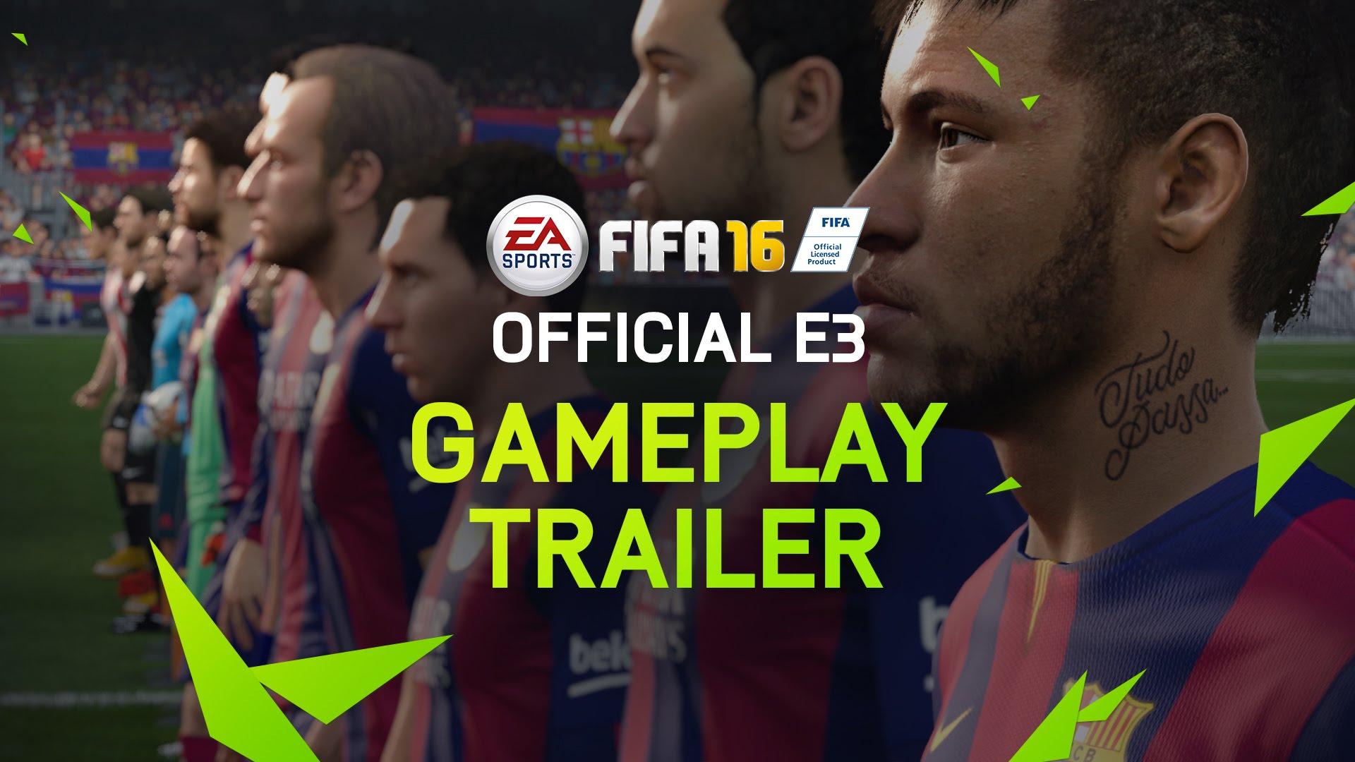 Barca w FIFA16