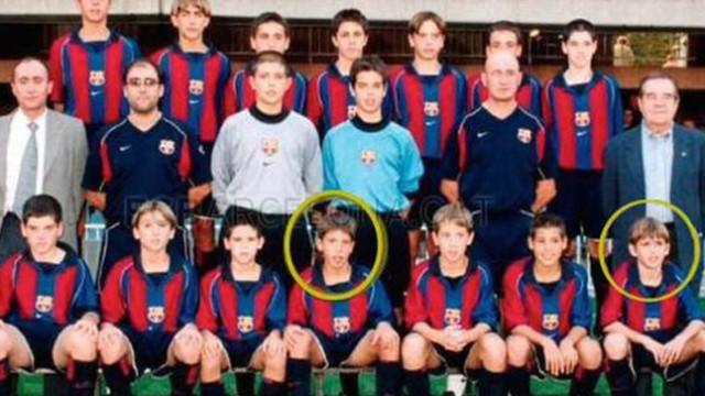 Vidal grał w La Masii z Albą