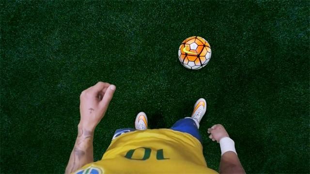 Graj jako Neymar !