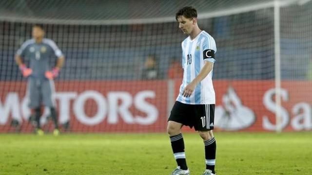 Messi nie przyjął nagrody MVP