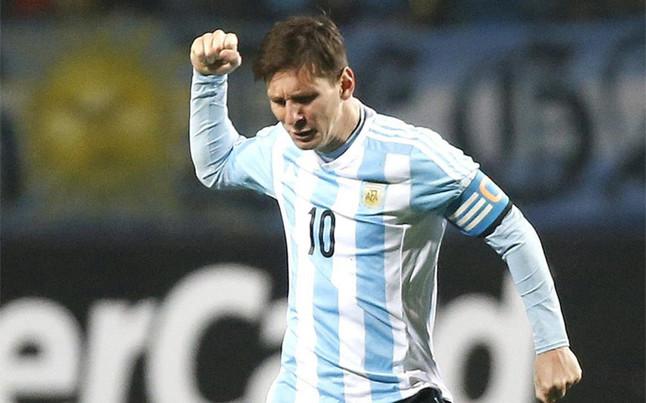 Argentyna w półfinale Copa America