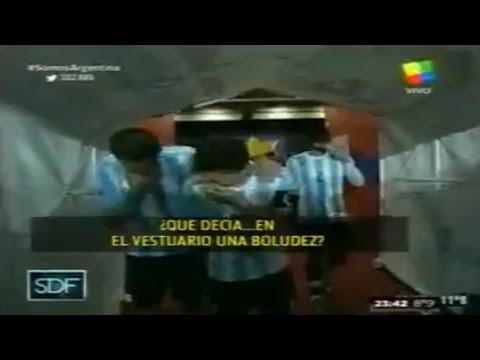 Messi i Di Maria wyśmiali Martino