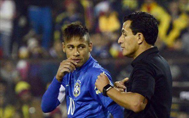 Koniec Copa America dla Neymara !