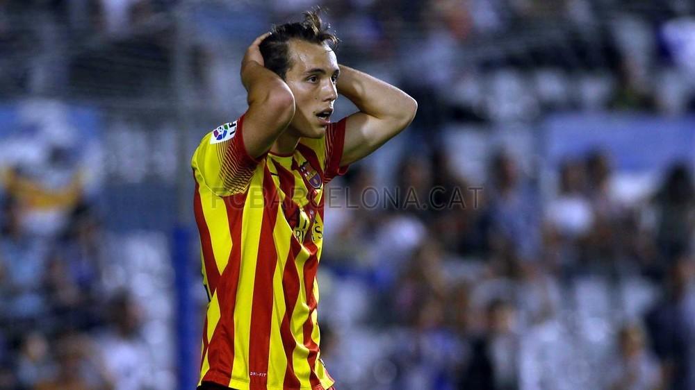 Barcelona B spada do 3 ligi!