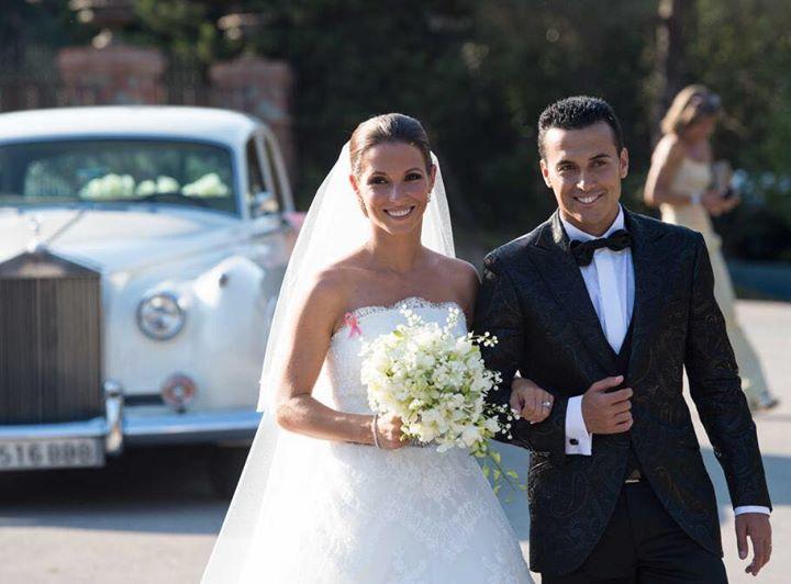 Rakitić i Pedro wzięli śluby