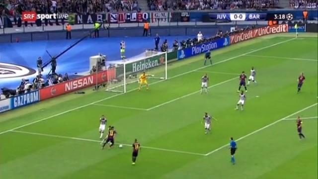 SKRÓT: Juventus – Barca