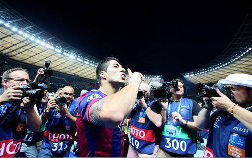 Puchar na własność dla Barcy