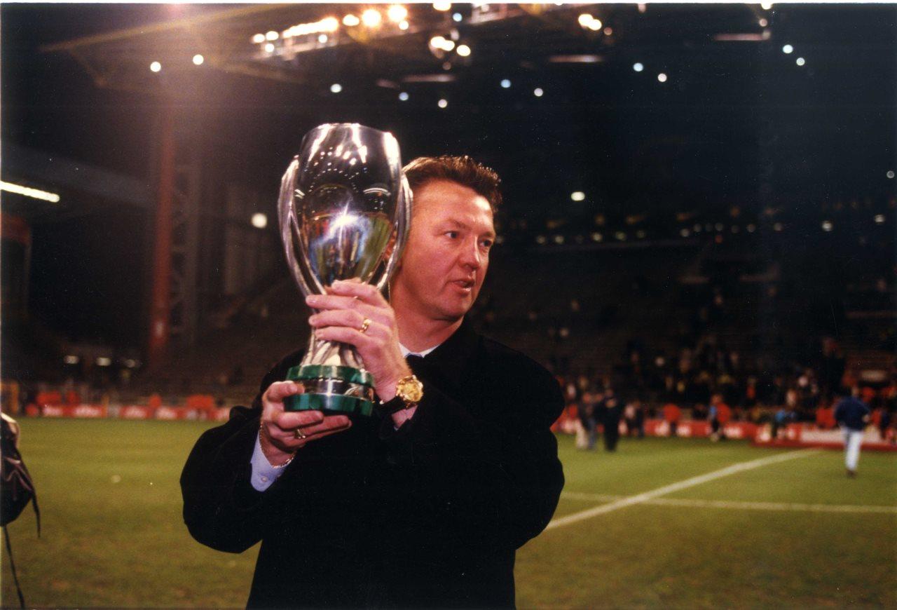Superpuchar Europy: 1997
