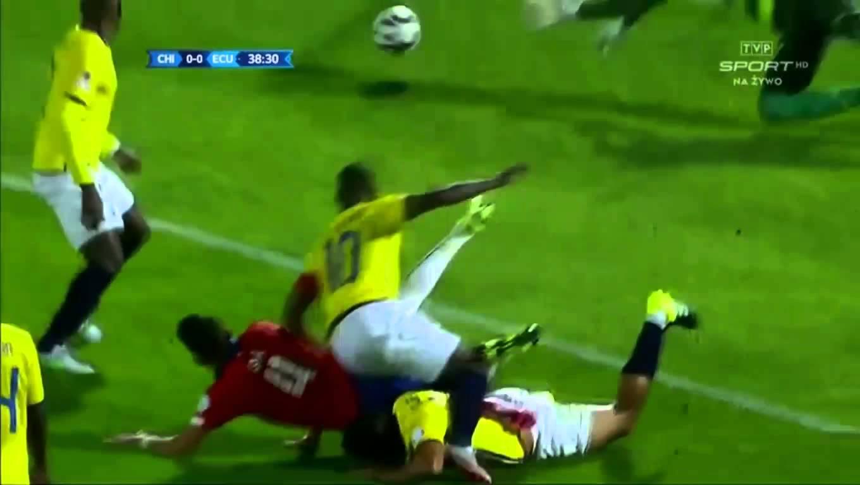 Wygrane Chile i Hiszpanii